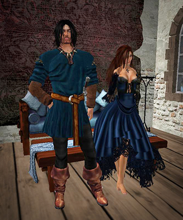 Bryantt and Karissa in Brothel 2