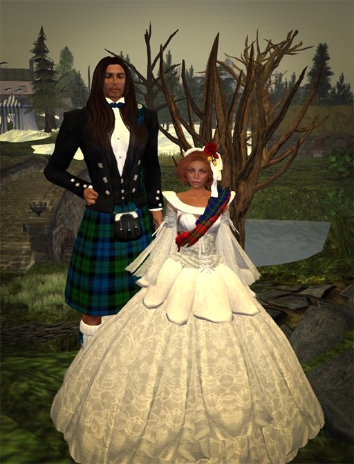 21. Cown and Paua McAlistar Wedding Portrait