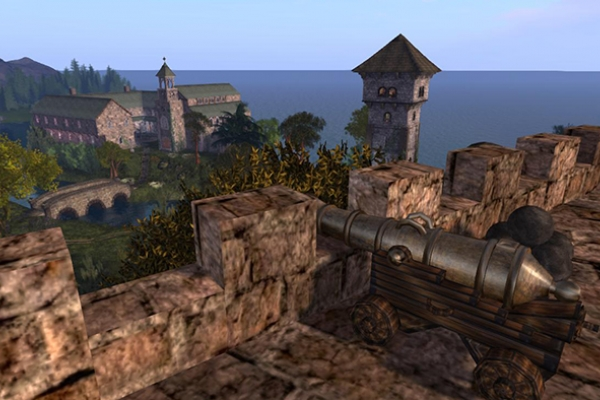 NM Cannon Tower and Abbey 657 x 394