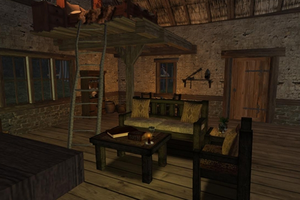 Miller's House Interior 2 657 x 394